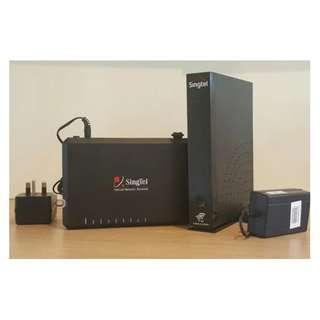 Aztech FG7003GRV Wireless Router & ONT