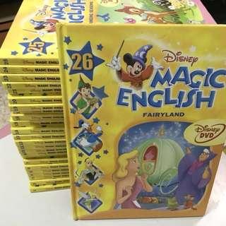 Grolier Disney Set