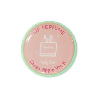 BNIB Cathy Doll Lip Smile - Lip Perfume Green Apple Vit E