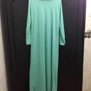 New Gamis Mayoutfit Mint