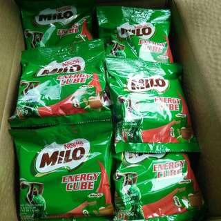 Milo Cube Energy 50pcs