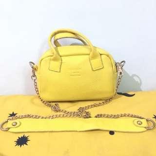 Slingbag yellow