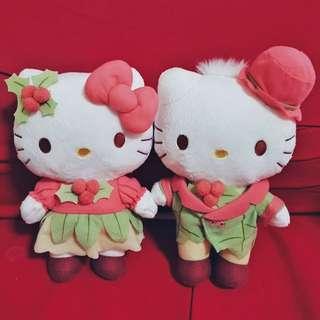 Christmas Hello Kitty Collectible