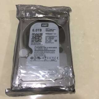 "Western Digital WD Red 6TB 3.5"" NAS Internal Hard Drive  - $275"