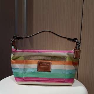 Coach purse/small bag, never used