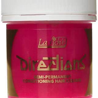 La riche hair colour flamingo pink