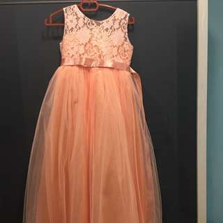Flower girl's dress/gown