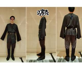 *Used once only* STARWAR classic ANAKIN SKYWALKER costume