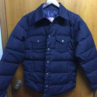 The North face purple label 羽絨外套