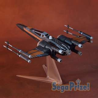 PREORDER - STAR WARS - 1/70 SCALE The Last Jedi - Boothed / X Wing / Fighter Po Dedicated Machine JAPAN