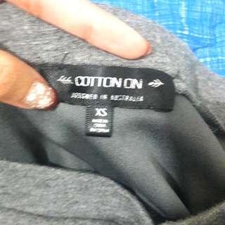 Cotton On Drape Skirt
