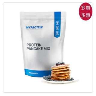 Myprotein 美式蛋白鬆餅粉 原味500g(附贈myprotein 乳清蛋白25g)