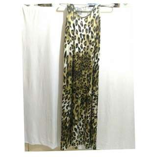 REPRICED! Leopard print - Maxi dress