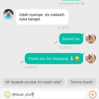 Thank you for shopping 🙏🏻😊