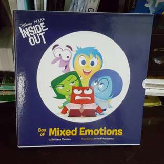 Box of Mixed Emotions - Inside Out Disney