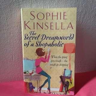 English Novel - THE SECRET DREAMWORLD OF A SHOPAHOLIC