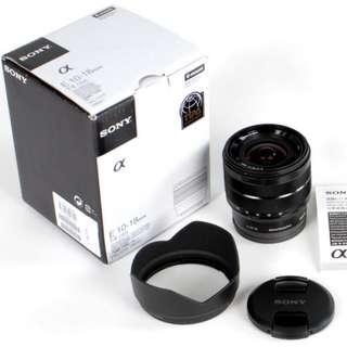 Sony 10-18mm