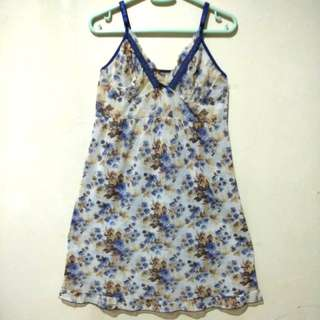 01. 5pcs Night Gown (Take All Rp. 100,000)