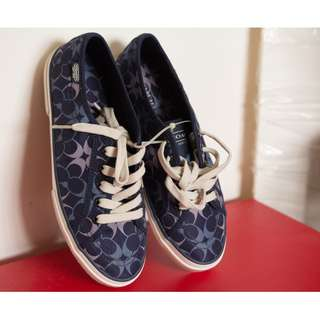 COACH Kalyn logo sneakers