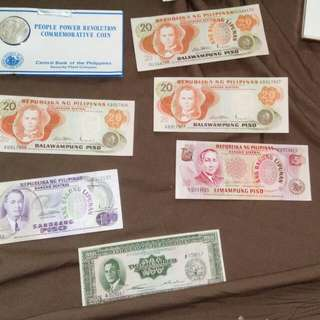For Sale Old Bank note
