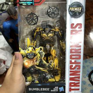 Transformers World Limited Edition Bumblebee