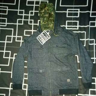 ORIGINAL EORLD INDUSTRIES SKATER JACKET