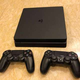 Sony PS4 Playstation 4 Jet Black