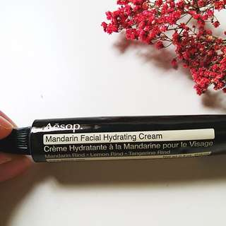 40% OFF!! Brand New Authentic Aesop Mandarin Facial Hydrating Cream