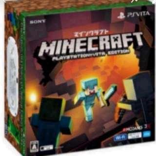 Vita Slim Minecraft Limited Edition