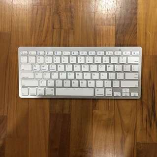 Maxin Wireless Keyboard (Good for Macs)
