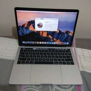 Macbook Pro 13 2016 512G ssd touch bar