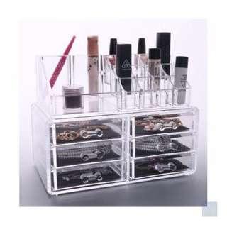#1212YES Restocks Acrylic Make Up storage / Organizer