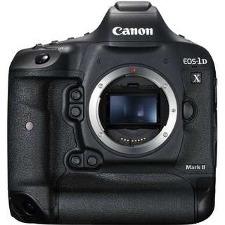 Canon 1DX Mark 2 with Lexar compact flash 256GB