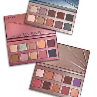 🎉限時特價🎉🇺🇸Hey美國代購🇺🇸LORAC UNZIPPED SUNSET EYE SHADOW PALETTE