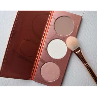 BN Zoeva Rose Gold Blush Palette