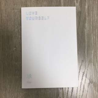 BTS Love Yourself 承'Her' album (L version)