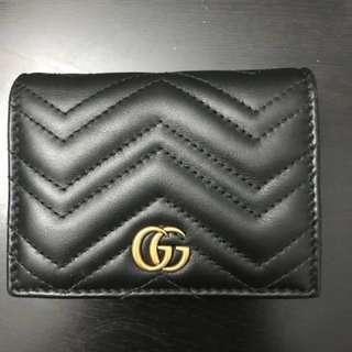 Authentic Gucci Marmont Wallet
