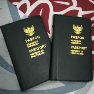 TAKE ALL: Passport Case