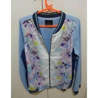Plains and Prints Jacket