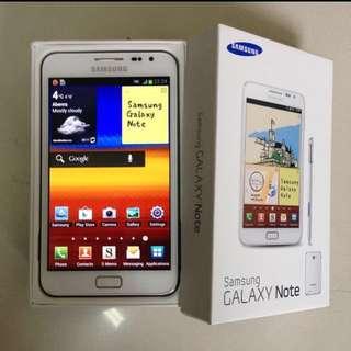 Samsung Galaxy Note 1- Original