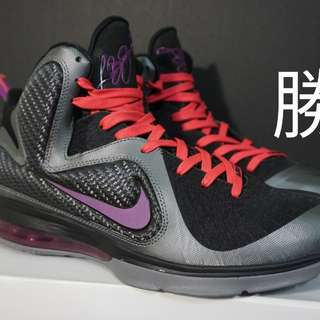 Lebron 9 miami night 邁阿密之夜