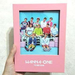 Wanna One 出道專輯 <1×1=1> (附海報)