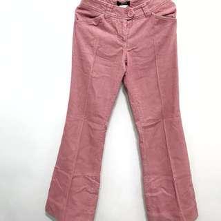 🚚 全新-專櫃品牌Morgan燈芯絨長褲