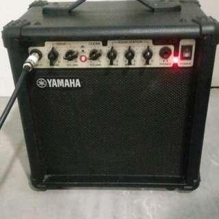 Yamaha Electric Guitar Amplifier