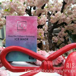 #1212YES [IN STOCK- 1st batch] Deep Sea Collagen Hydrating Ice Mask