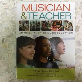 Musician & Teacher