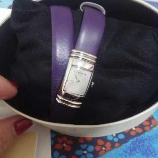 Links of London 全新手錶+美心餅卡一張