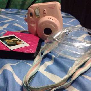 Instax Mini Camera 8🌸(Fujifilm)