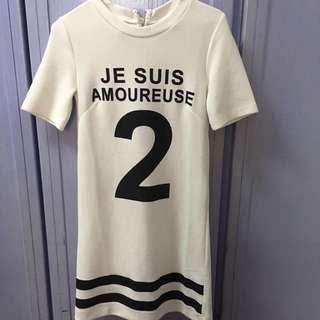 H&M連身洋裝