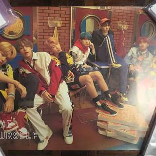 [WTS] BTS Official Love Yourself Posters